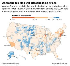 Will tax reform affect home prices